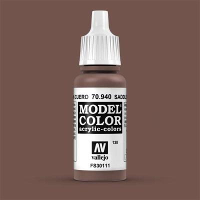 Model Color 138 Lehmbraun (Saddle Brown) (940)