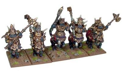 Abyssal Dwarf  Halfbreeds (10)