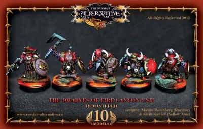 The Dwarves of Fire Canyon Unit Remastered (10)