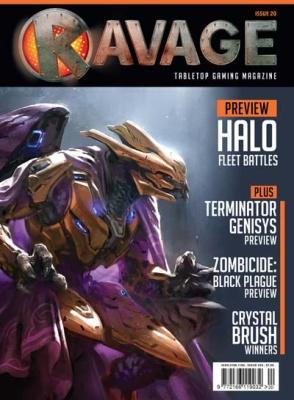 Ravage Magazine #20 (engl)