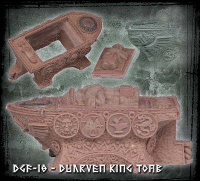 Dwarven King Tomb (1)