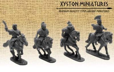 Tarentines Cavalry (4)