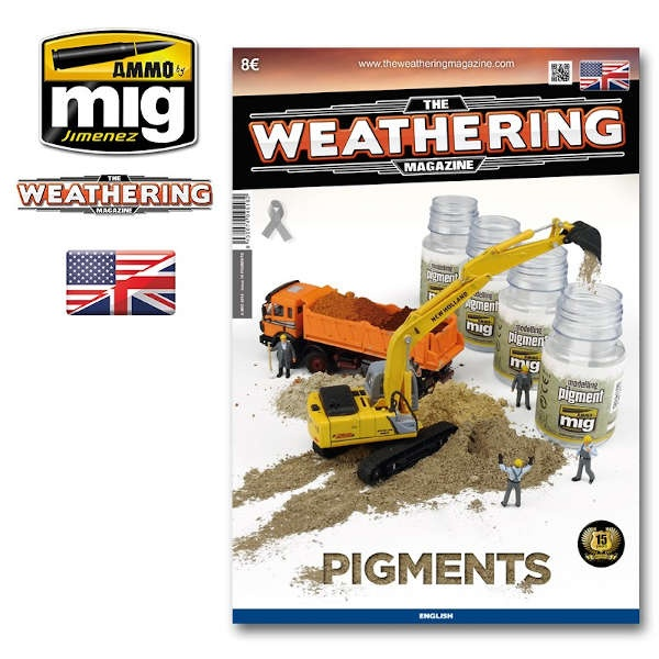 The Weathering Magazine: Issue 19 PIGMENTS