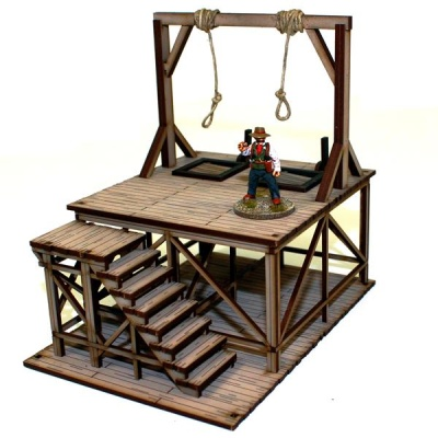 DMH Feature Building 4: Hangman's Gallows
