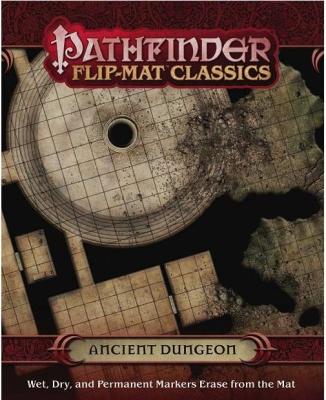 Pathfinder Flip Mat Classics: Ancient Dungeon