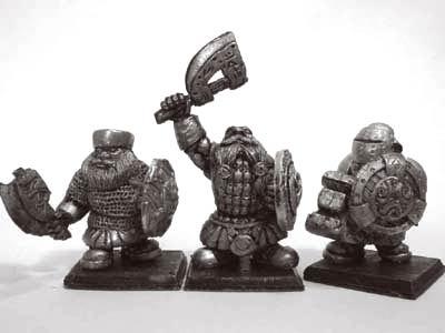 Zwergen Krieger II