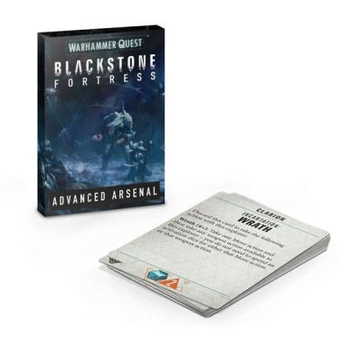 Blackstone Fortress: Erweitertes Arsenal