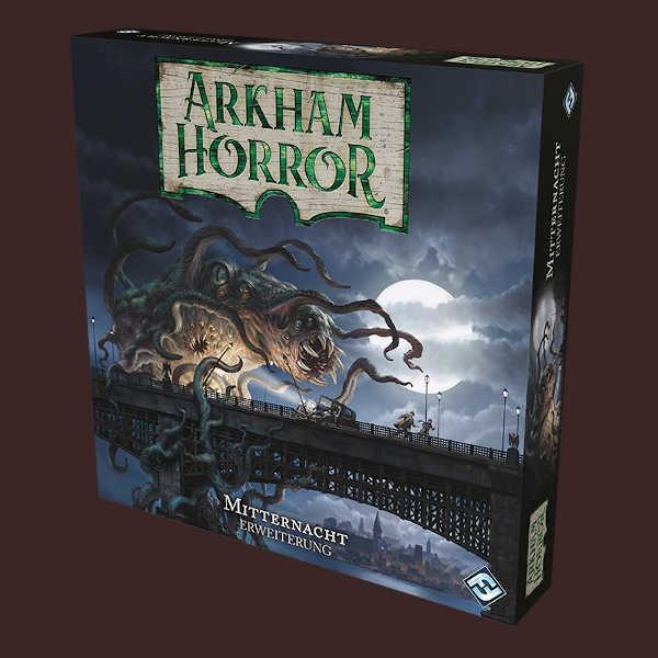 Arkham Horror 3.Ed. - Mitternacht Erweiterung DE
