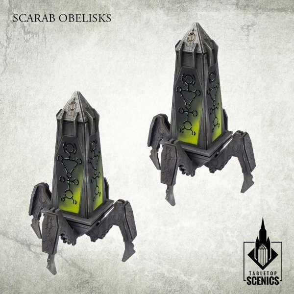 Scarab Obelisks (2)