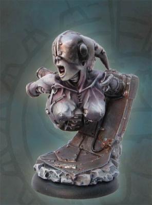 Cyborg Büste (1)