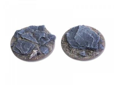 Shaleground Bases - 40mm flach