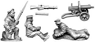 Russian Sailors Maxim MG