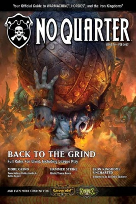 No Quarter Magazine #70