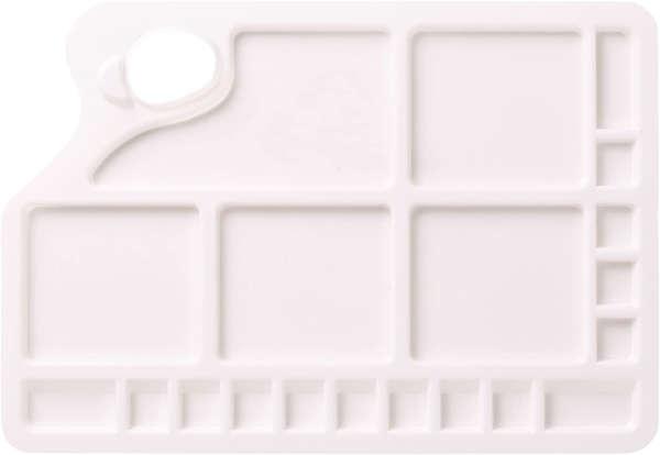 REEVES Farbpalette Kunststoff