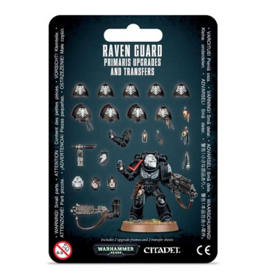 Raven Guard Primaris Upgrades & Transfers (MO)