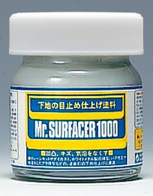 Mr Hobby SURFACER 1000