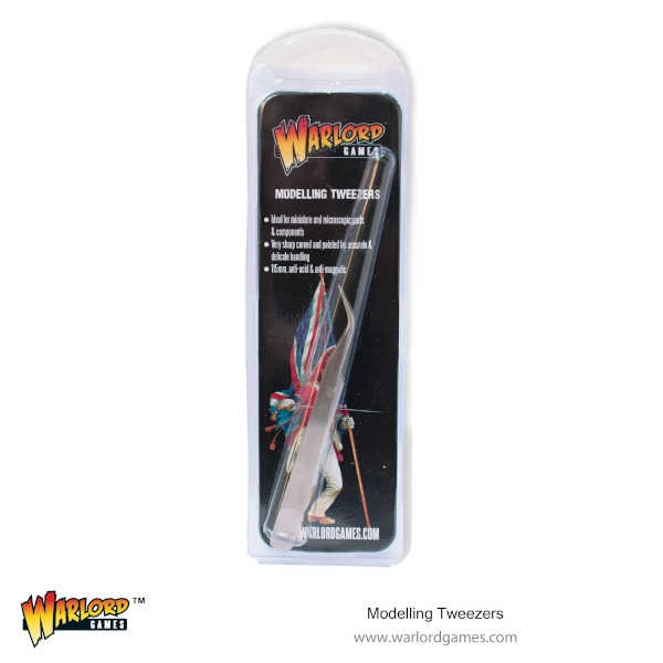 Modelling Tweezers