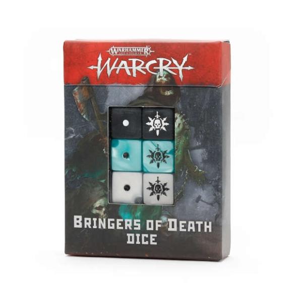 Warcry: Bringers of Death Würfelset