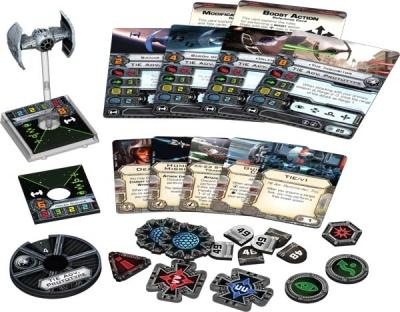 Star Wars X-Wing: TIE des Inquisitors Erweiterung-Pack
