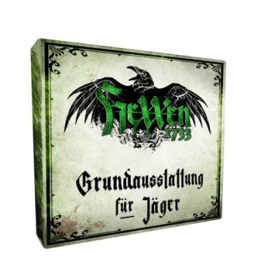 HeXXen 1733: Spielkartenset Grundaustattung für Jäger