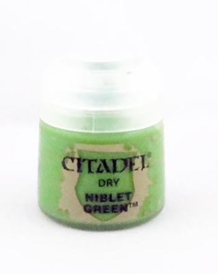 Niblet Green (DRY)