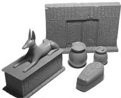 Pharaos Crypt