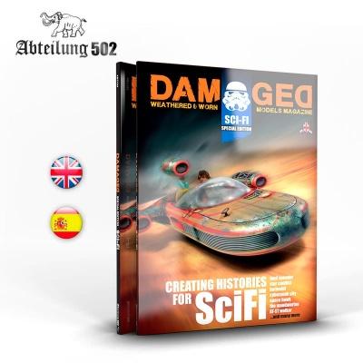DAMAGED - SPECIAL SCIFI BOOK