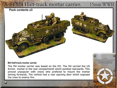 M4 halftrack + mortar (3)