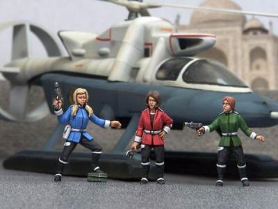 Daredevil Pilots (3)