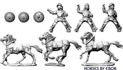 Carolingian Light Cavalry II (3)