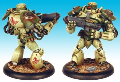 Viridianer Tomahawk (CLAV) Box (6)