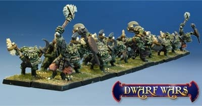 Goblin Axe Regiment (10)