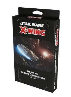 SW: X-Wing 2.Ed. Sag mir nie wie meine Chancen stehen