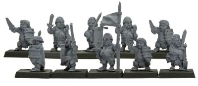 Halflings with Swords (10)