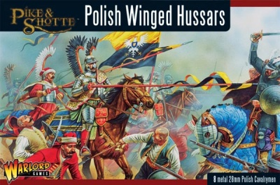 Polish Winged Hussars boxed set (8)