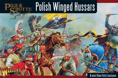Polish Winged Hussars boxed set (8)