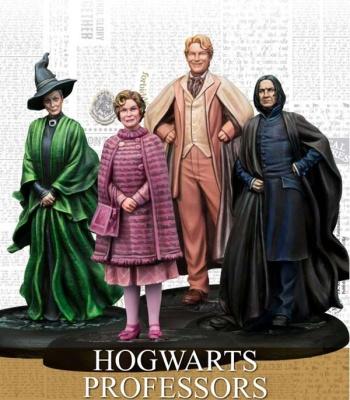 Hogwart's Professors Pack