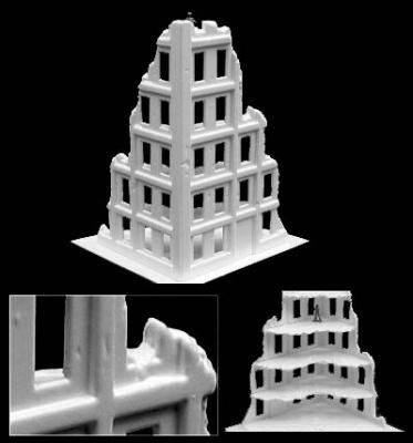 Gebäuderuine