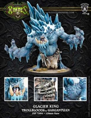 Trollblood Glacier King Gargantuan (plastic)