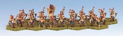Skirmishers (40)