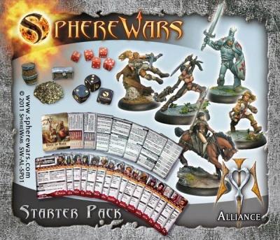Alliance Starter Pack