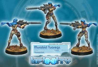 Tuareg (Sniper) (HQ)