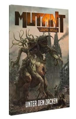 Mutant: Jahr Null - Unter den Zacken