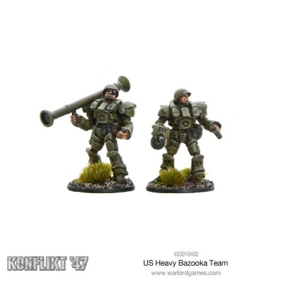 US Heavy bazooka team (2)