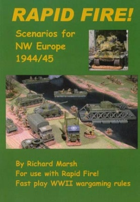 The New NW Europe Scenario Book (Rapid Fire)