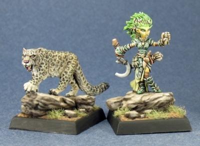 Lini, Iconic Gnome Druid & Dragoomi