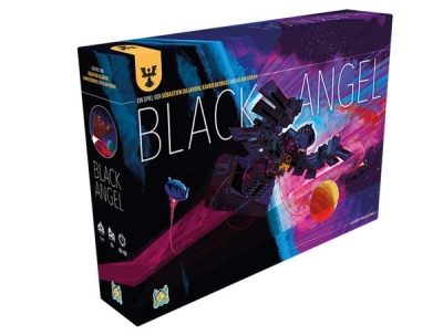 Black Angel - deutsch