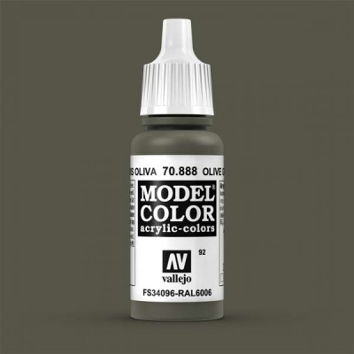 Model Color 092 Grauoliv (Olive Grey) (888)