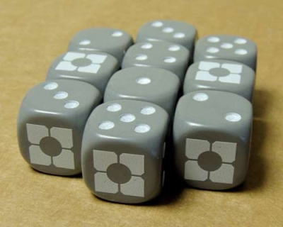 PHR Dice Set (10)