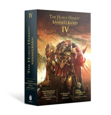 Horus Heresy: Sammelband IV